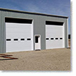 ThermaSeal TM300 Sectional Insulated Steel Garage Door
