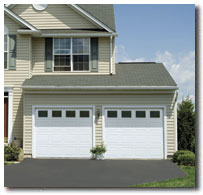 TradeMark steel garage doors